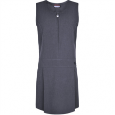 Pinafore Stretch - Grey